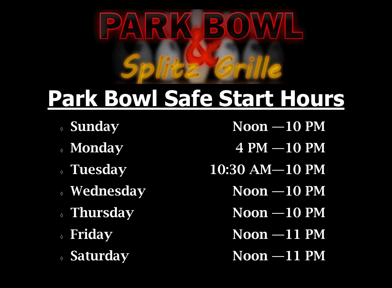 pb safe start hours